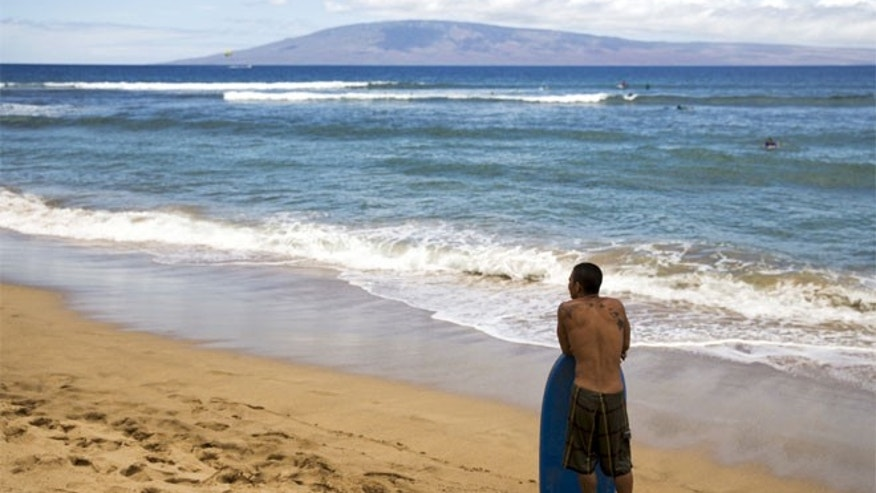 Larry Ellison's Hawaiian Island Without Electricity After