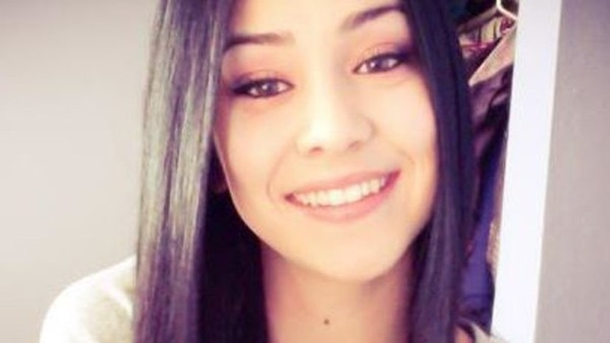 Sierra LaMar, seen in this undated photo, was last seen March 16, 2012.
