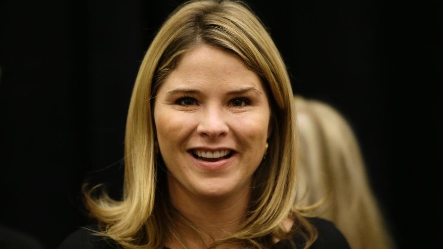 "FILE - In a Wednesday, Oct. 29, 2014, file photo, Jenna Bush Hager, is seen in Omaha, Neb., before an appearance as feature speaker at the Girls Inc. fundraiser luncheon. Bush Hager posted an excerpt on Twitter Tuesday, Jan. 31, 2017, from a 2001 speech her father gave at the Islamic Center of Washington, D.C. following the 9/11 attacks. Her father said, ""Islam is peace"" in his remarks. He added that Muslims ""make an incredibly valuable contribution to our country"" and called for them to be ""treated with respect."" Bush Hager says the speech is a reminder ""to teach acceptance and love."" (AP Photo/Nati Harnik, File)"