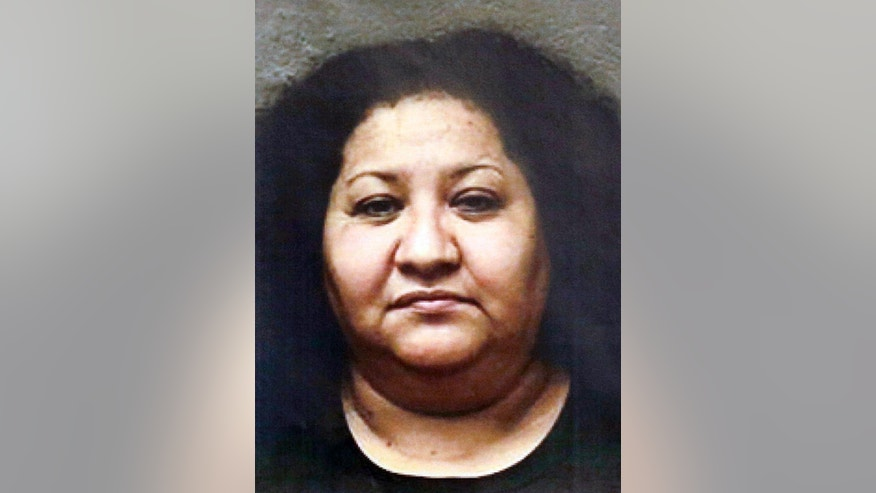 This undated photo provided by the Los Angeles Police Department shows Johanna Lopez. Lopez is one of three suspects arrested in a deadly fire that struck an apartment building in the Westlake district of Los Angeles in 1993, taking the lives of 12 people including the deaths of late-term fetuses. Police Chief Charlie Beck says two men were arrested Feb. 3, 2017; Lopez was already in custody in connection with the fire. One suspect was still being sought. (Los Angeles Police Department via AP)
