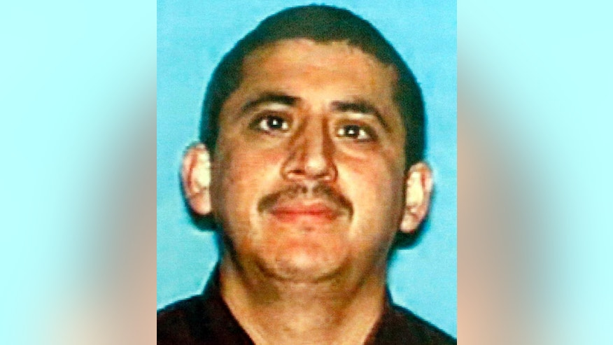This undated photo provided by the Los Angeles Police Department shows Ramiro Valerio. Valerio is one of three suspects arrested in a deadly fire that struck an apartment building in the Westlake district of Los Angeles in 1993, taking the lives of 12 people including the deaths of late-term fetuses. Police Chief Charlie Beck says two men were arrested Feb. 3, 2017, and a woman was already in custody in connection with the fire. One suspect was still being sought. (Los Angeles Police Department via AP)
