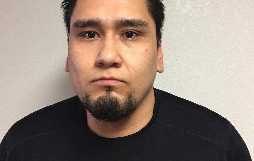 FILE - This photo provided by Alpine Police Department shows Robert Fabian. Human remains found in a shallow West Texas grave last week have been identified conclusively as those of missing college student Zuzu Verk, investigators confirmed Monday, Feb. 6, 2017. Fabian, Verk's boyfriend, was jailed on a charge of tampering with evidence by concealing a human corpse but other charges were expected, Brewster County Sheriff Ronny Dodson said. (Alpine Police Department via AP, File)