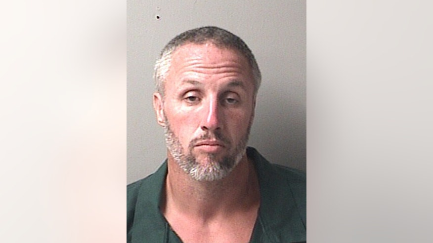 "In this arrest photo made available by the Escambia County Sheriff's Office, Fla., shows William ""Billy"" Boyette, under arrest in June 2015. Authorities in Alabama issued capital murder warrants Tuesday, Feb. 7, 2017, as the search continued across two states for Boyette and Mary Rice. They are wanted in the deaths of three women and the attempted killing of another. (Escambia County Sheriff's Office via AP)"
