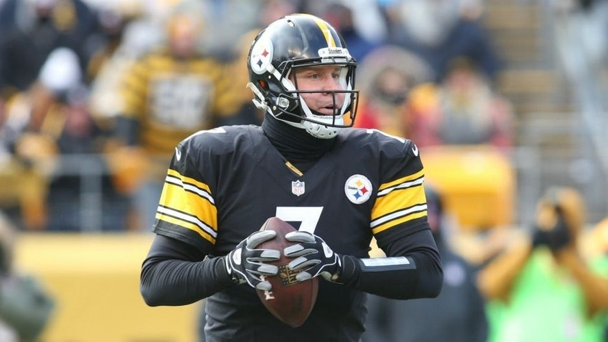Planned speakers include Ben Roethlisberger, seen here in January.