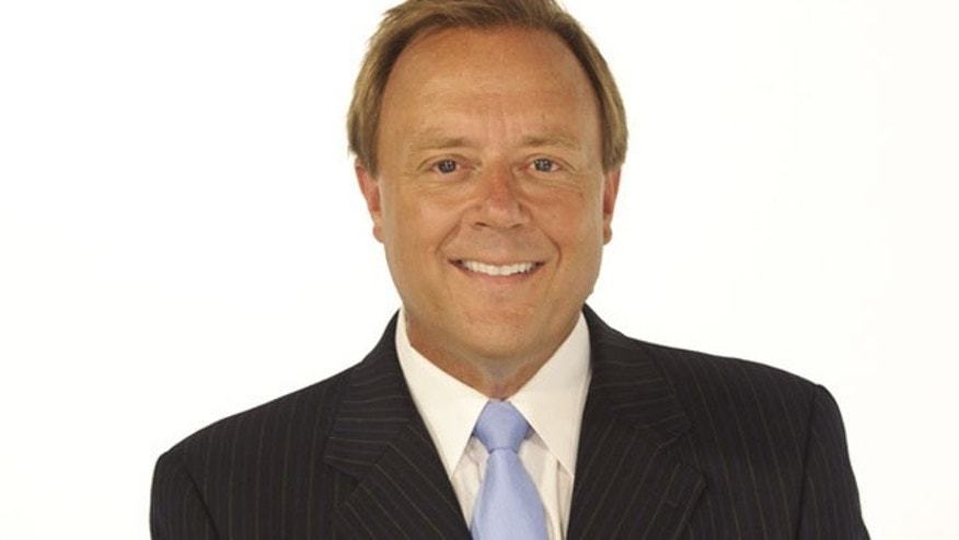 Fox 2 anchor and reporter Ron Savage.