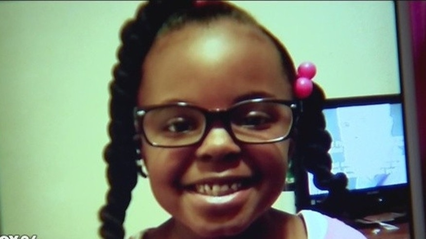 8-year-old girl fatally shot after traffic accident