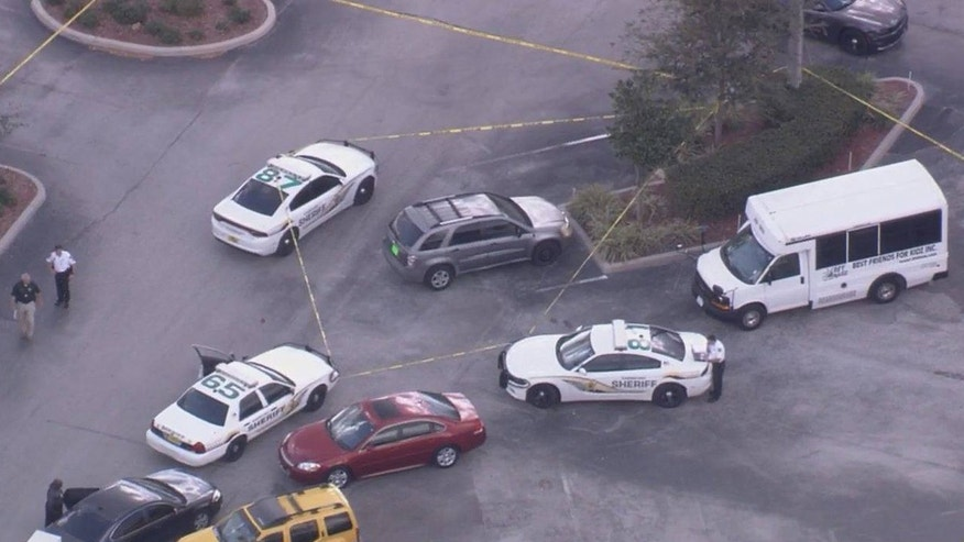 Toddler dies after being left in hot SUV outside Florida day care