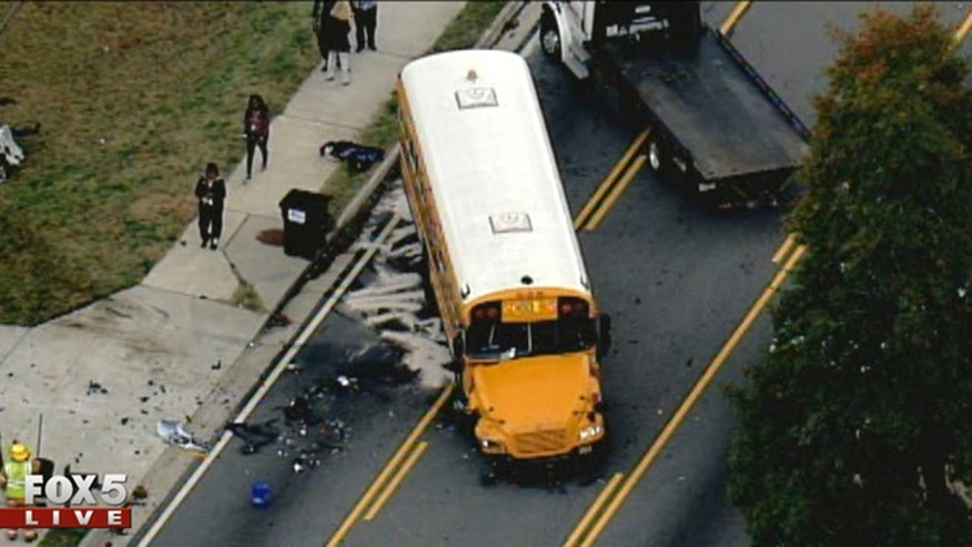 Georgia Bus Crash