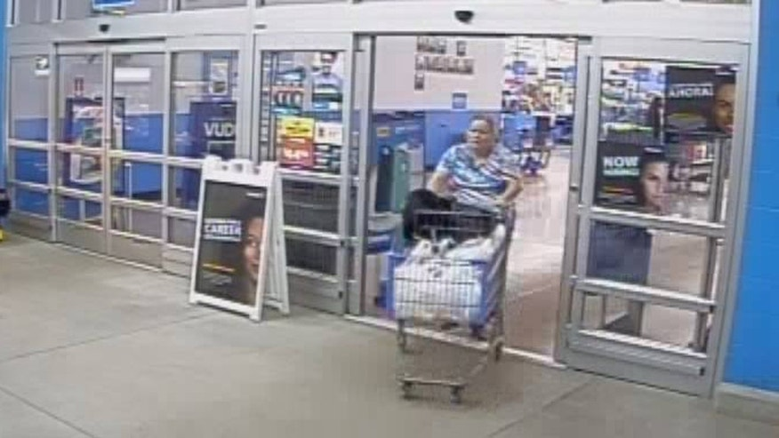 Colorado Woman Walmart
