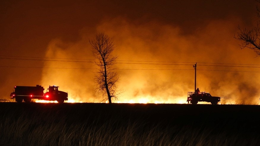 Texas Panhandle Wildfires Much Bigger Than First Thought