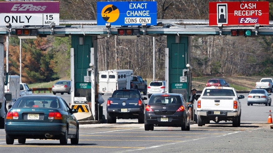 Police driver owes nearly 51 000 in unpaid tolls fees fox news for Garden state parkway missed toll