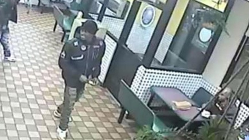 A Detroit woman turned her 12-year-old son in after she saw him in a robbery video.