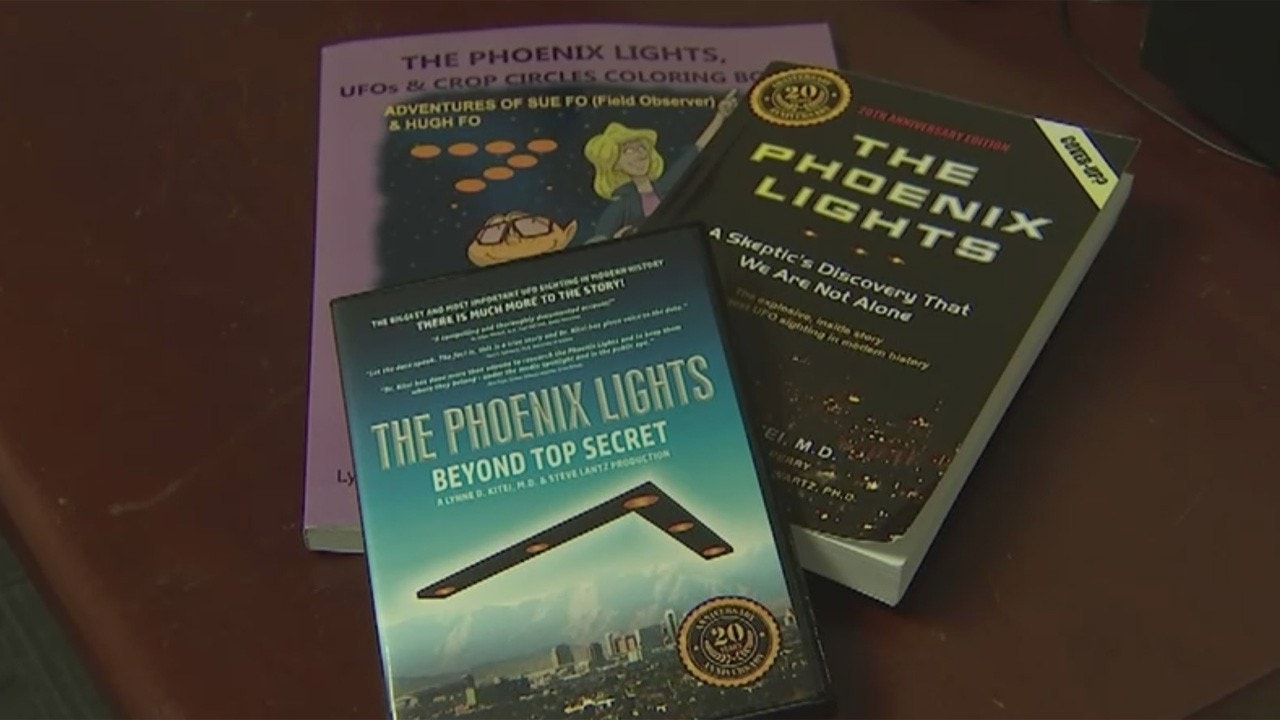 Two decades later, 'Phoenix Lights' remains a mystery