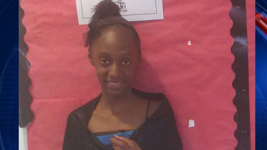 Tiara Camek, 13, has been missing since Friday evening when she went to the store but never returned.