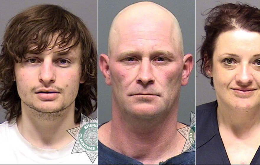 Fox News: Oregon police dog takes down 3 suspects in 90