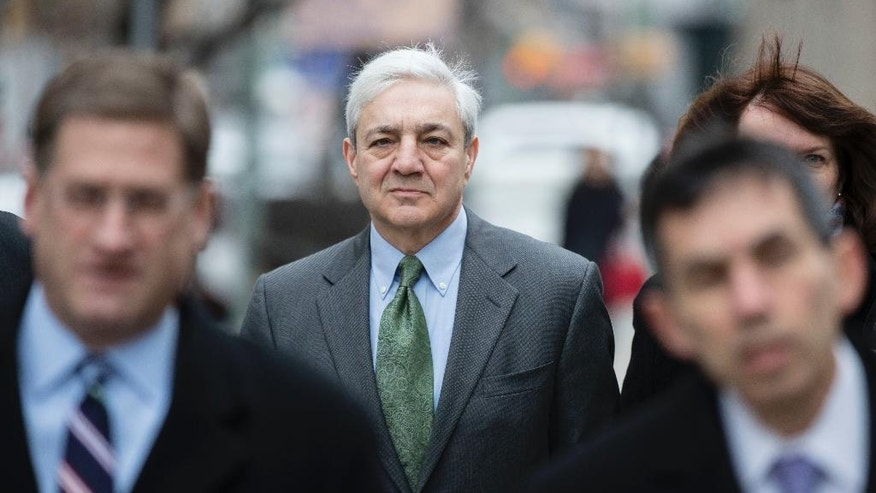 Jury deliberations continue in ex-Penn State president's trial