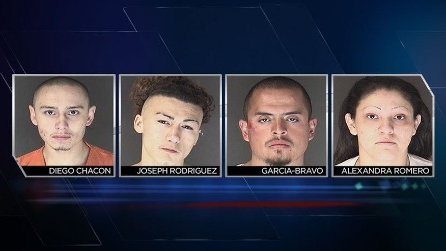 Colorado Suspects