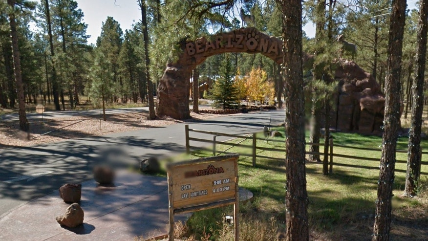 Authorities searching for suspect in northern Arizona park