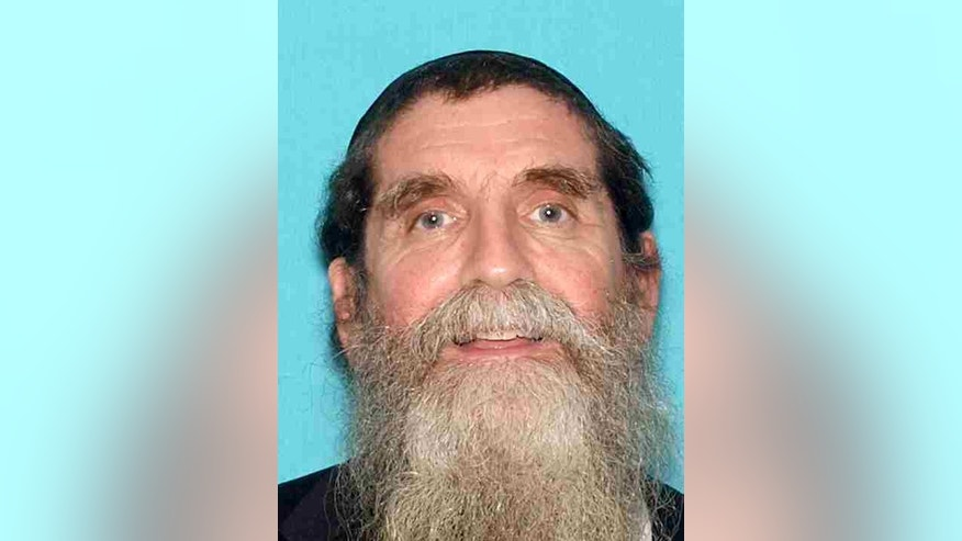 Rabbi Osher Eisemann, 60, was indicted on theft and money laundering charges.