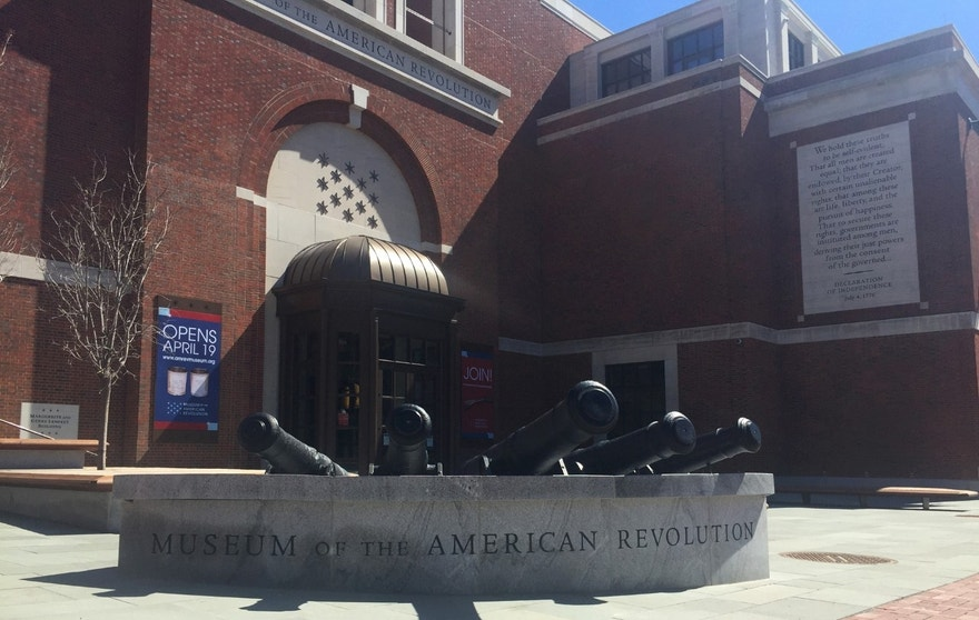 revolutionary war museum