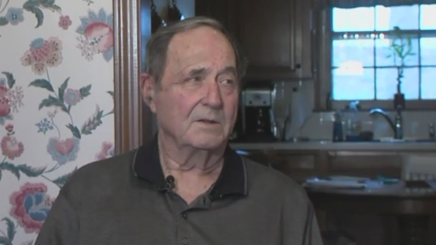 Homeowner Don Fowler believes if police hadn't responded, he'd be dead.