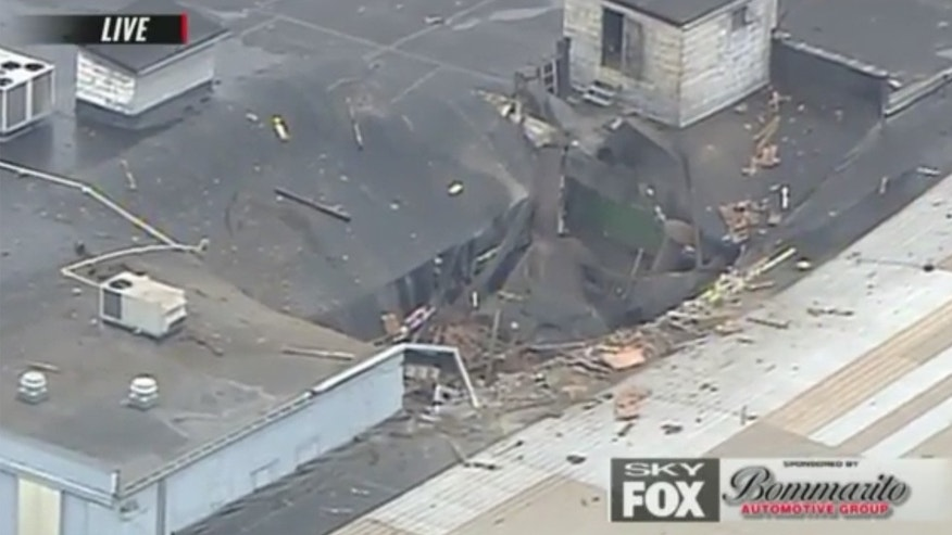 3 dead in reported boiler explosion in St. Louis
