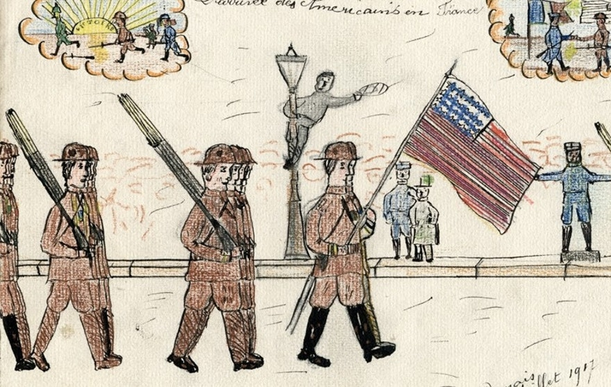 """us entry into ww1 essay The united states' entry into world war 1 - """"the world must be safe for democracy"""" this quote, made famous by woodrow wilson, was spoken to congress about the united states' involvement in world war i."""