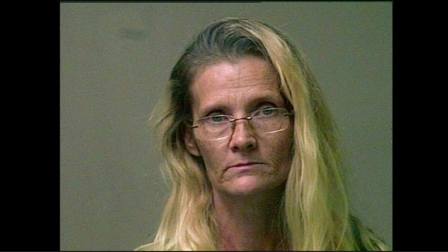 Geneva Robinson was sentenced Thursday for allegedly torturing her granddaughter in 2014.