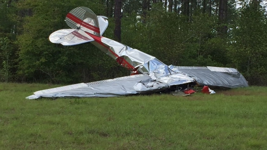 Florida Small Plane Crash