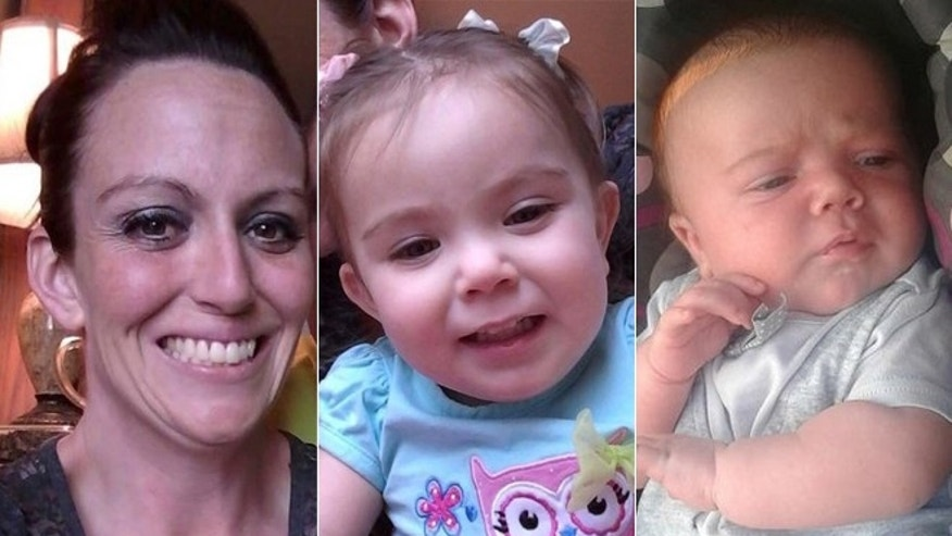 Amber Alert Issued For 2 Young Children Last Seen In Payne County