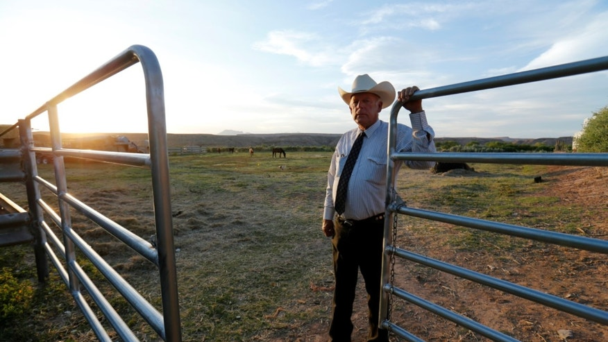 Two men have been found guilty in the first trial stemming from the Cliven Bundy Nevada ranch standoff.
