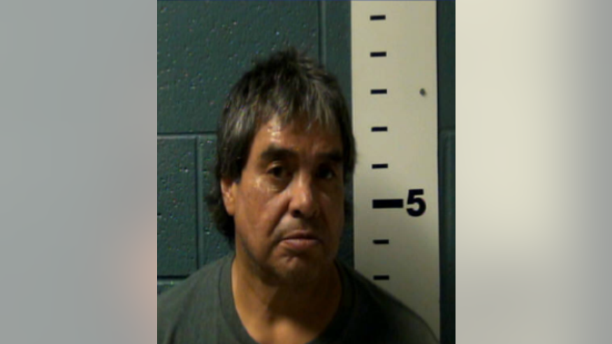 Horacio Moreno allegedly hit his wife and then pushed her out of a moving vehicle.