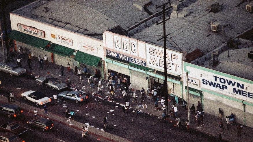 causes of the 1992 la riots essay Analysing the cause and effect of urban riots since in 1992, a significant form of riots broke led to los angeles riots were cited including a.