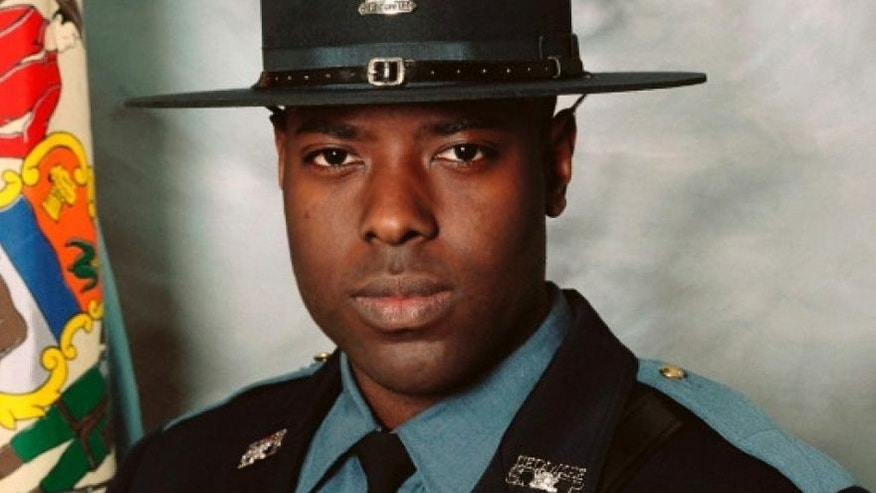 Wife of slain Delaware trooper says he was proud of his work