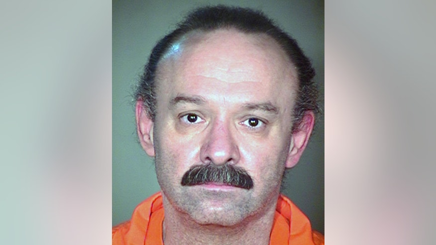 FILE - This undated file photo provided by the Arizona Department of Corrections shows Joseph Rudolph Wood, who was executed with the use of the sedative midazolam on July 23, 2014. Wood gasped for air, snorted and his belly inflated and deflated during the nearly two hours it took for him to die when the state of Arizona executed him. Questions about whether midazolam can prevent prisoners from suffering while they die have persisted since several states in 2014 began using the drug as part of their lethal injection protocols. (Arizona Department of Corrections via AP, File)