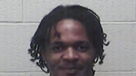 FILE - This April 2017 file photo provided by the Burleigh County Sheriff's Department in Bismarck, N.D., shows Kazrae Gray. Gray is one of eight people who were extradited from Jamaica to face charges in the U.S. in what authorities say is a multimillion-dollar lottery scam that victimized dozens of Americans. Gray pleaded not guilty in federal court Tuesday, May 2, 2017, in Bismarck, N.D. (Burleigh County Sheriff's Department via AP, File)