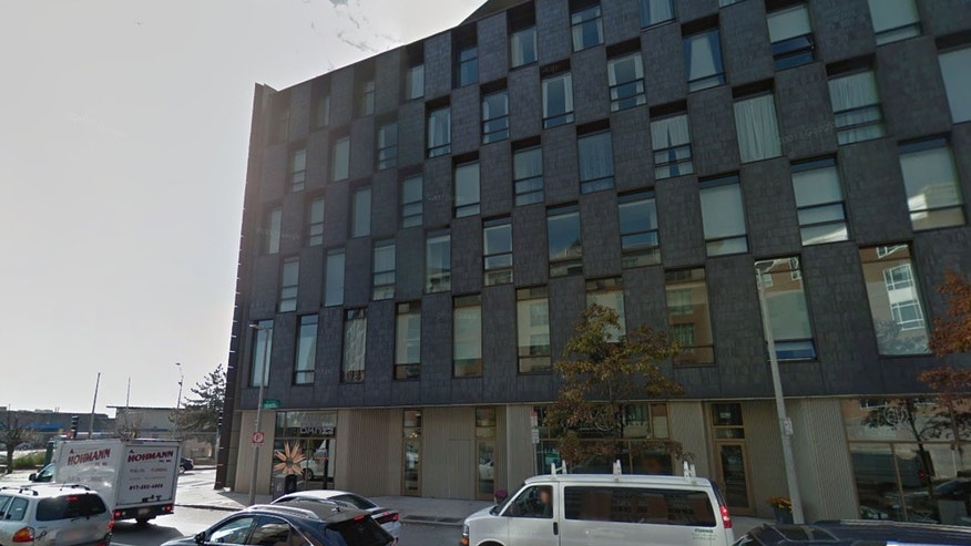 Two Massachusetts doctors were found in their luxury Boston condo Friday night with their throats slashed, police said.