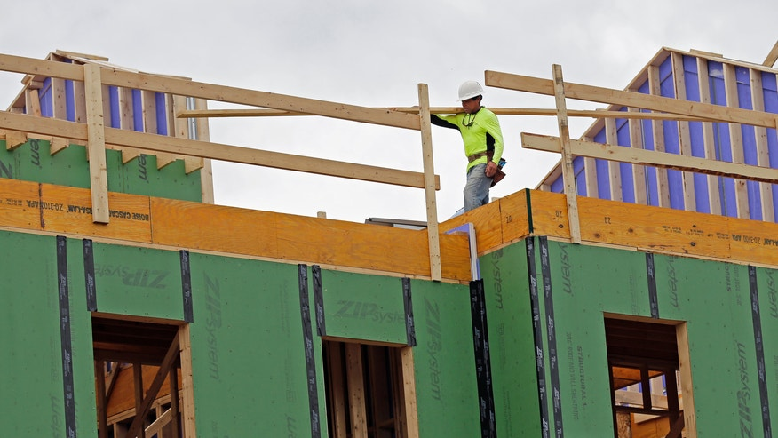 Construction of New Homes Hit Five-Month Low in April