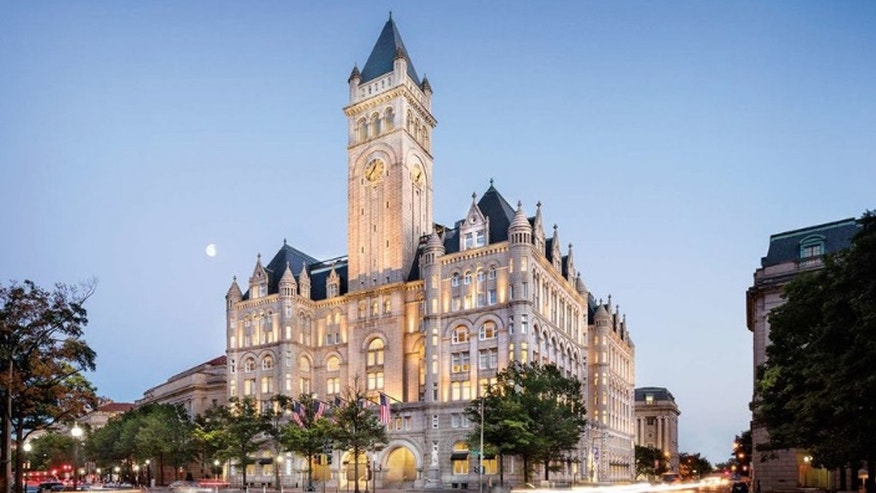 Bryan Moles 43 Was Staying At Trump Hotel In Washington D C When