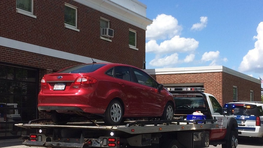 Laura Shifrina's car was recovered Thursday and transported to police in Needham, Massachusetts.
