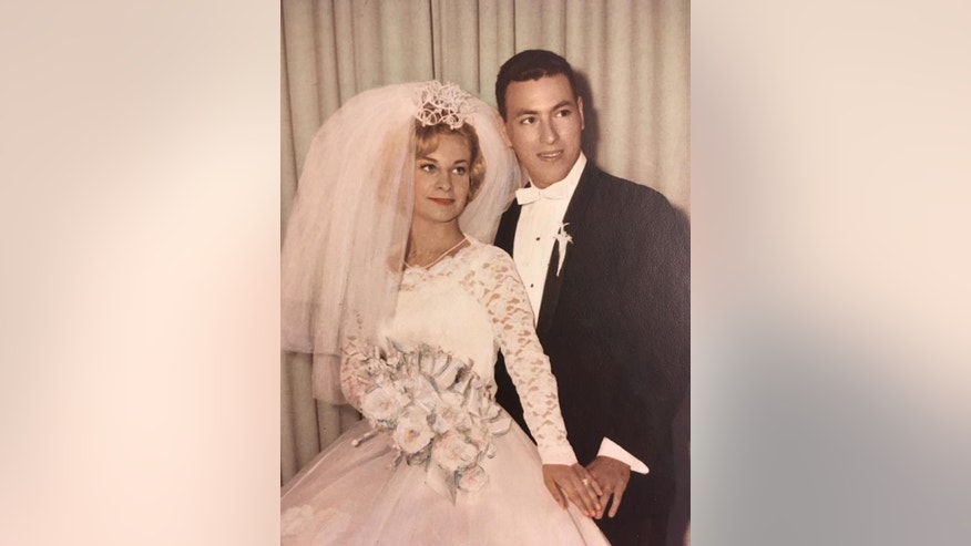 A 1963 wedding album was found at a Florida home by an Arizona couple. The couple hopes to find the rightful owners of the album.