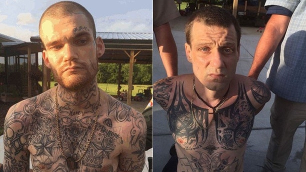 Escaped Georgia convicts who allegedly killed two guards captured in Tennessee