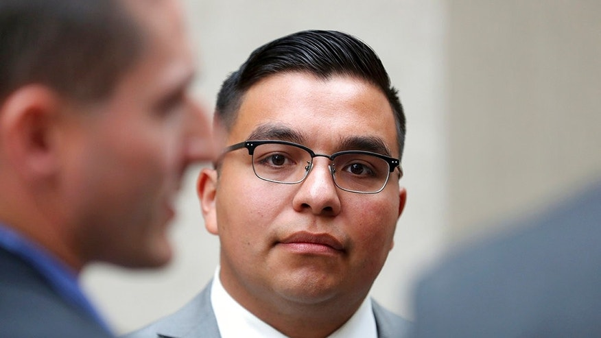 Minnesota officer acquitted in fatal shooting of motorist Philando Castile
