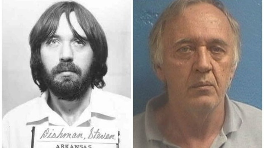 An Arkansas prison inmate recaptured after 32 years
