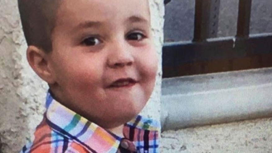Aramazd Andressian Jr., 5, disappeared after spending a day in Disneyland with his father on April 21. His father has been charged with murder. (South Pasadena Police Department)