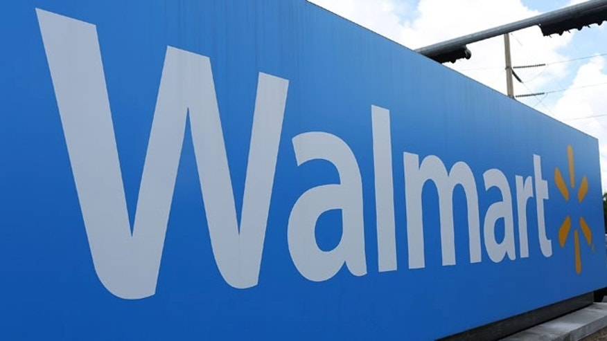 Employees at an Oklahoma Walmart found a body of a woman locked inside a family bathroom on Monday, police said. (Getty Images)