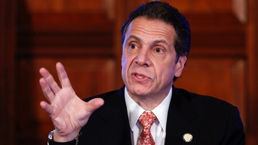 Gov. Andrew Cuomo D-N.Y. announced a state of emergency for New York City's transit system following derailment that injured 34 people.