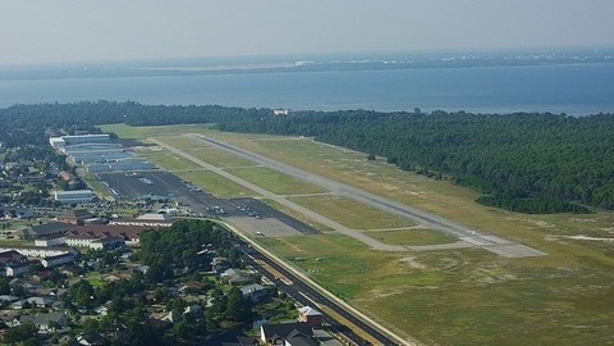 Eglin Air Force Base Warns to Steer Clear of Smoke After Explosion