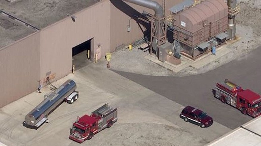 Injuries Reported From Explosion At GM's Hamtramck Plant Near Detroit