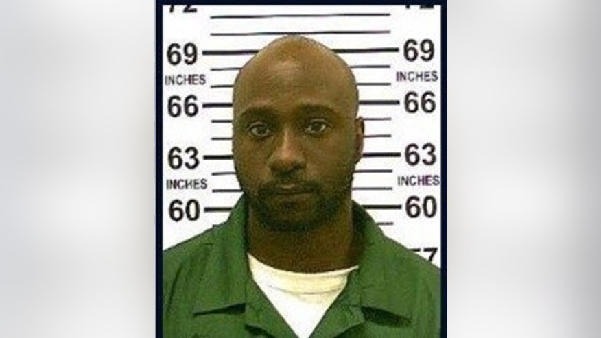 Alexander Bonds in April 2013. (New York State Department of Corrections and Community Supervision)